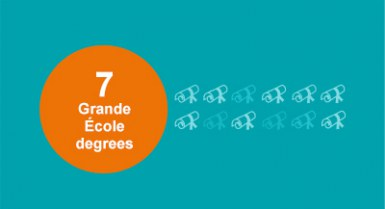 7 Grande Ecole degrees
